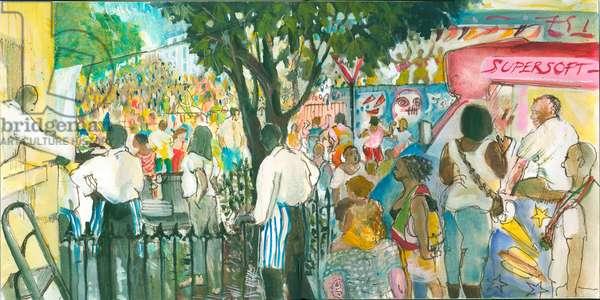 Carnival, Blenheim Crescent