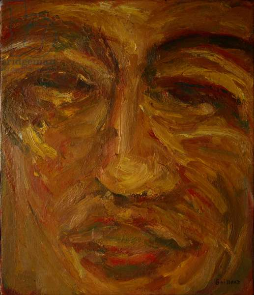 Soutine (oil on canvas)