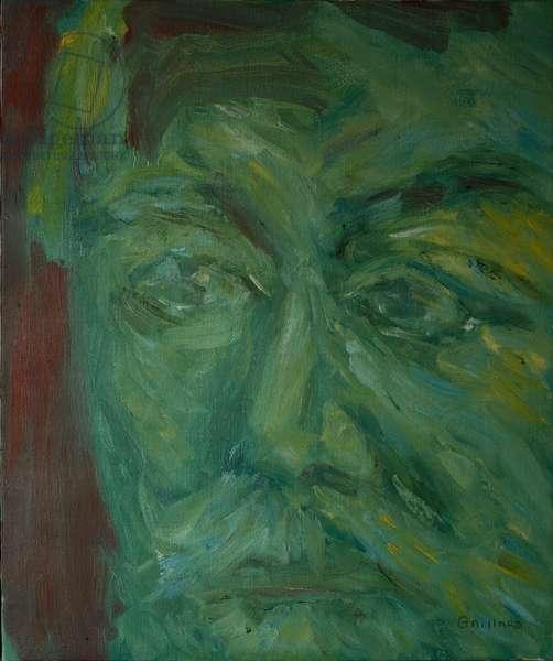Tchaikovsky (oil on canvas)