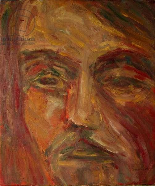 Delacroix (oil on canvas)