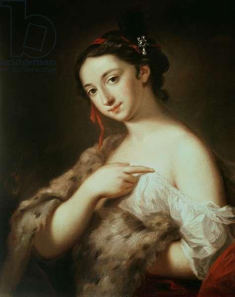 A Lady (Winter)