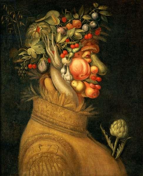 Summer, 1573, (oil on canvas)
