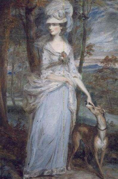 Portrait of Mrs. Paul Prickett