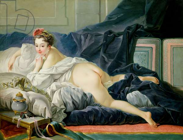 The Odalisque, 1749 (oil on canvas)