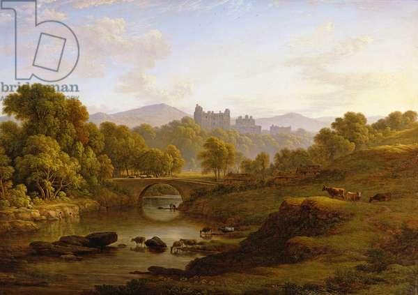 Doune Castle, Perthshire