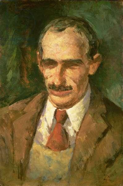 Portrait of John Maynard Keynes (1883-1946)