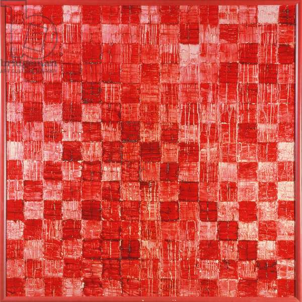 Blood, 1991-99 (oil on canvas)
