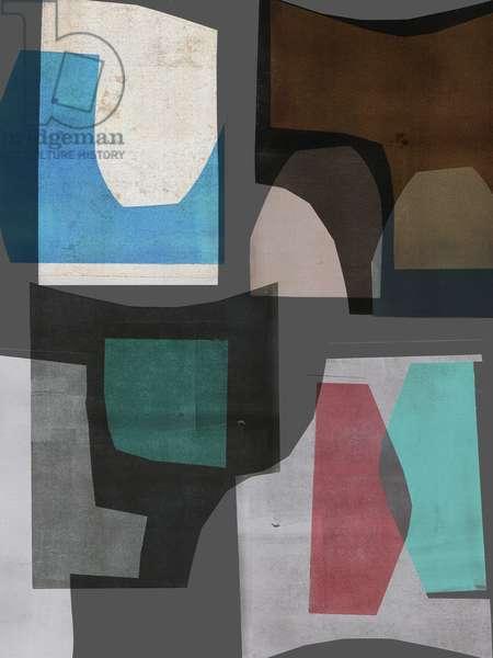 Mono Collage VII, 2019, (digital)