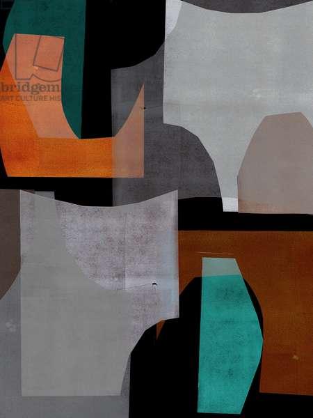 Mono Collage V, 2019, (digital)