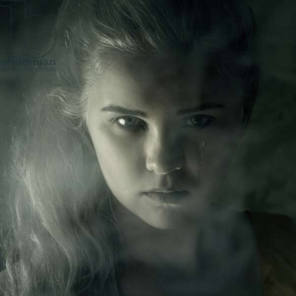 The Countess, 2015, screen print