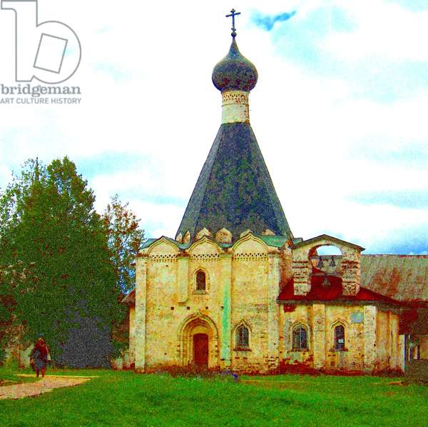 small cathedral,(photography)
