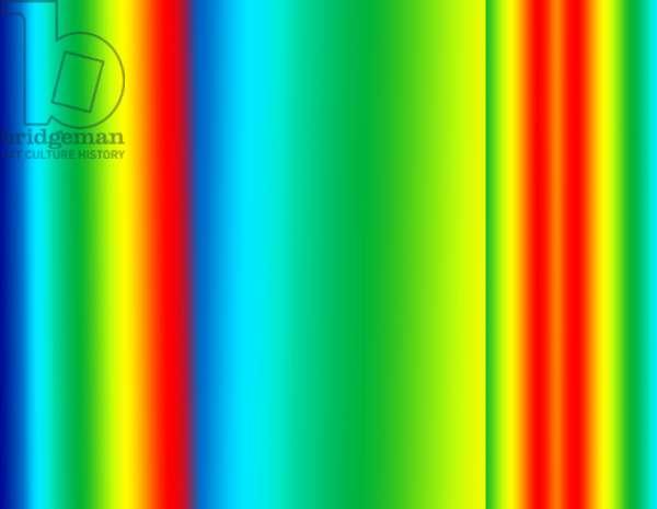 colour field #11,2019,(gradient)