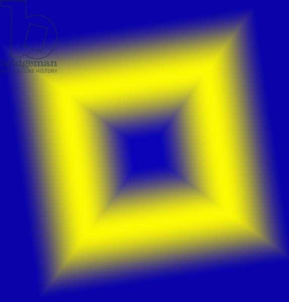 Geometric lights,#5,(gradient)
