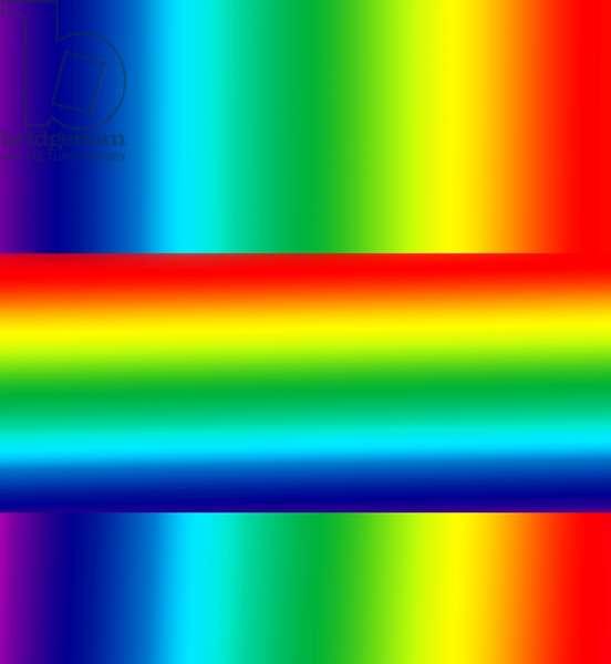 colour field #1,2019,(gradient)