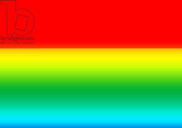 colour field #6,2019,(gradient)