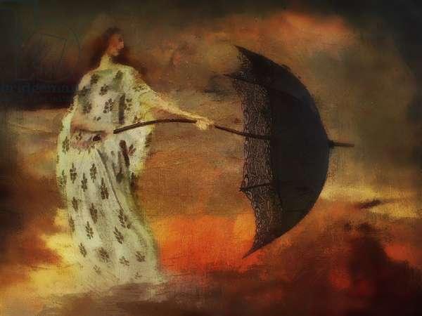 umbrellas and solar flares