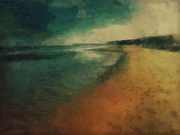 Beach at Portrush - Northern Ireland