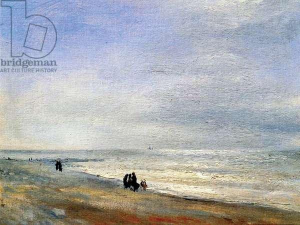 Beachy Head, 1932 (oil on canvas)