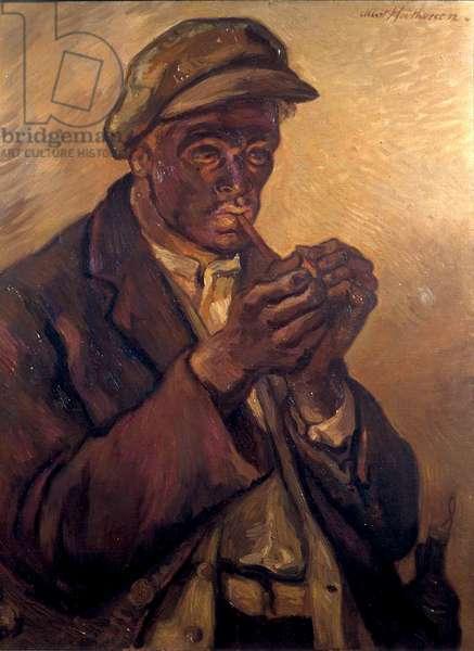 John Savage, c.1935 (oil on canvas)