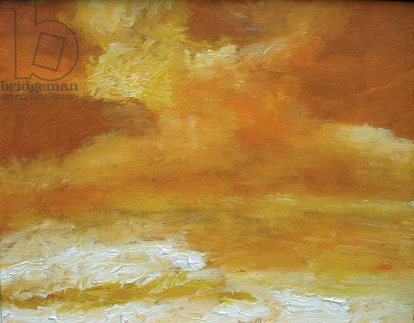 Hope, 1968 (acrylic on canvas)