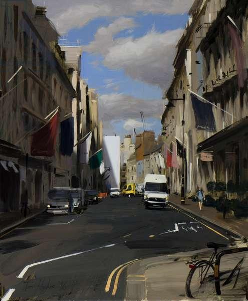 Bond Street, August