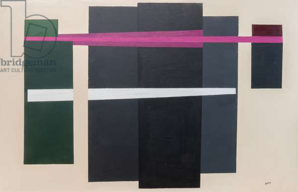Suprematist Execution of Maximilian
