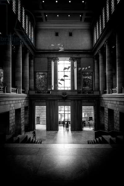 Philadelphia Museum Stairs