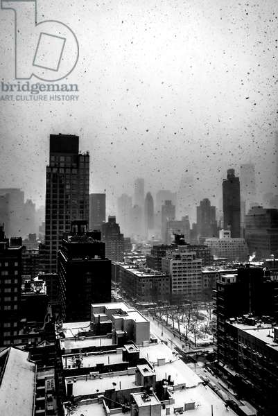 Heavy New York Snow