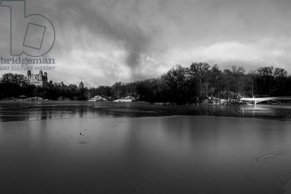 Central Park Lake Nº1