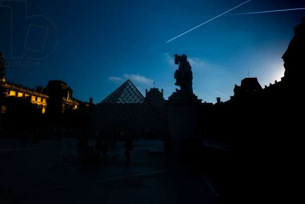 Shadows of the Louvre