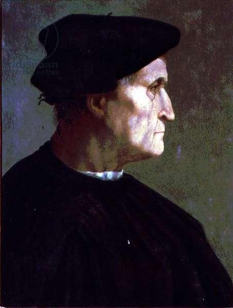 Portrait of Francesco da Castiglione