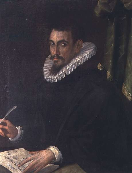 Portrait of a Scholar (Giacomo Castelvetro), 1587