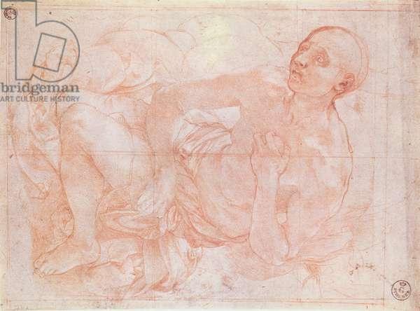 St. Jerome (chalk)