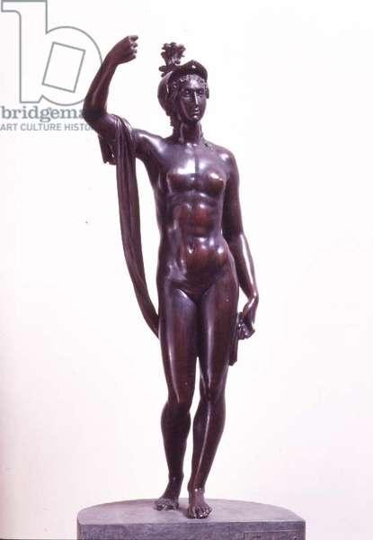 Jove, sculpture by Benvenuto Cellini (1500-71) (bronze)