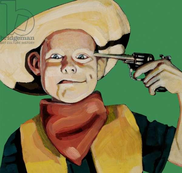 Stand Cowboy