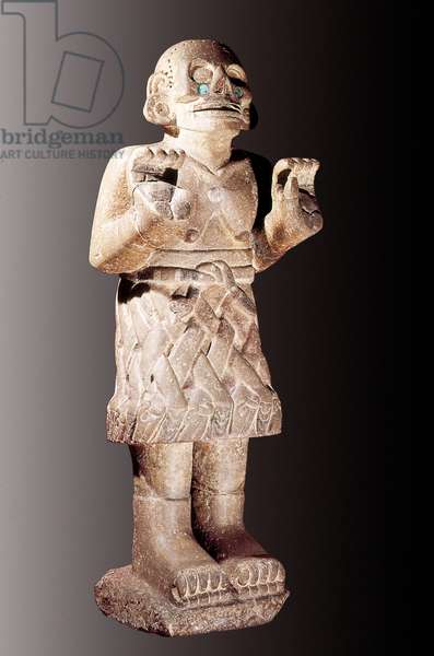 Coatlicue of Coxcatlan, 1325-1521 (rock)