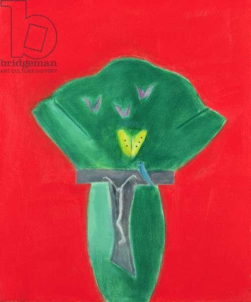 Italian Easter Egg, 1997/98 (oil on canvas)