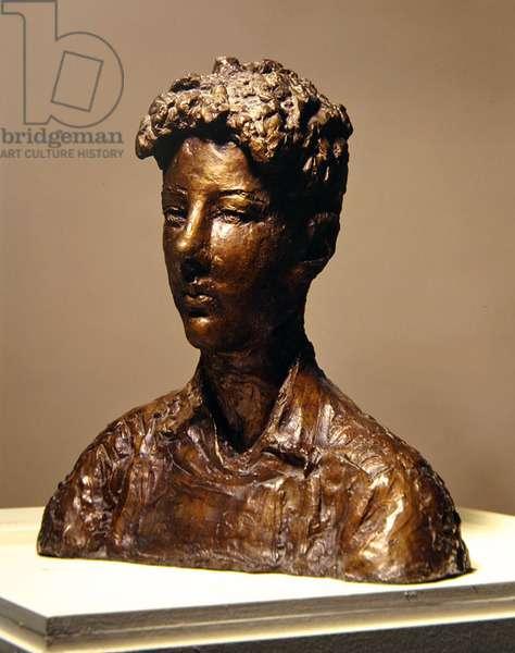 Tristan, 1953 (bronze)
