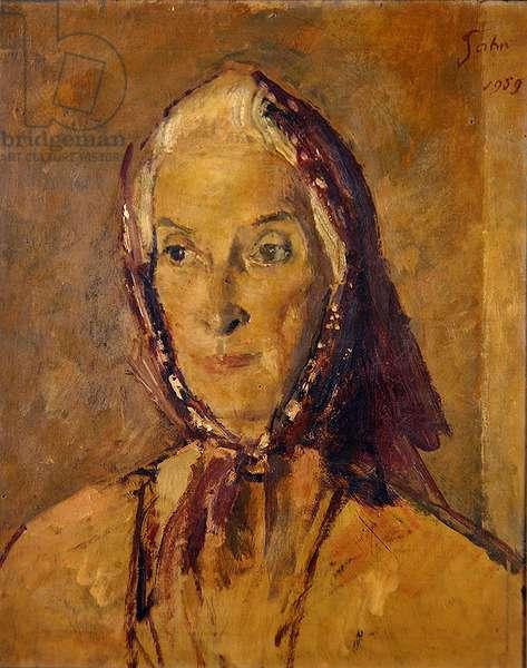 Dorelia, 1959 (oil on canvas)