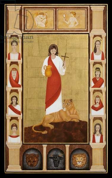 Saint Thecla