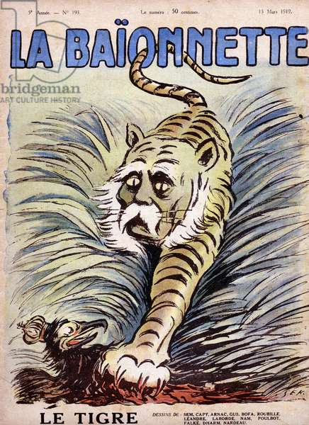 Clemenceau, the Tiger