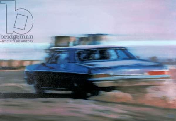 Dust, 2001, (oil on linen)