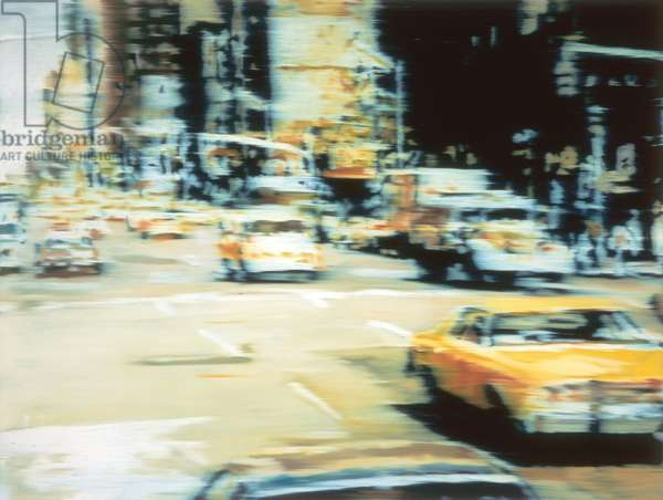 Daylight, 2003, (oil on linen)