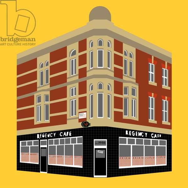 Regency Cafe, Westminster