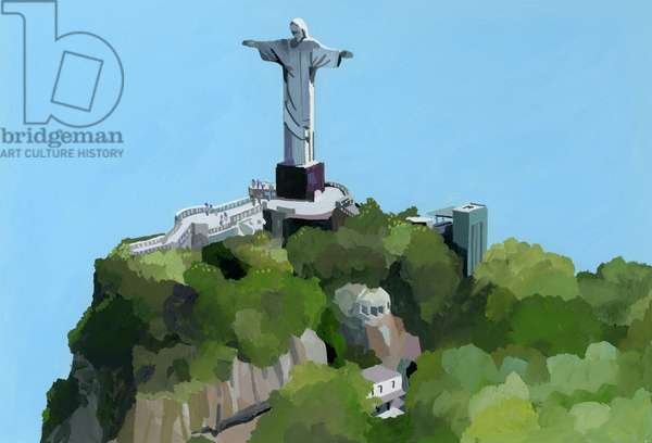 Christianity of Corcovado, 2016,