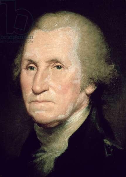 George Washington (oil on canvas)