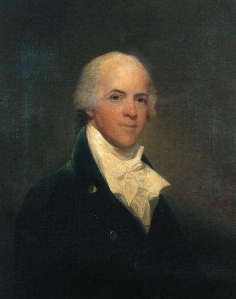 George Logan (1753-1821), 1800 (oil on canvas)