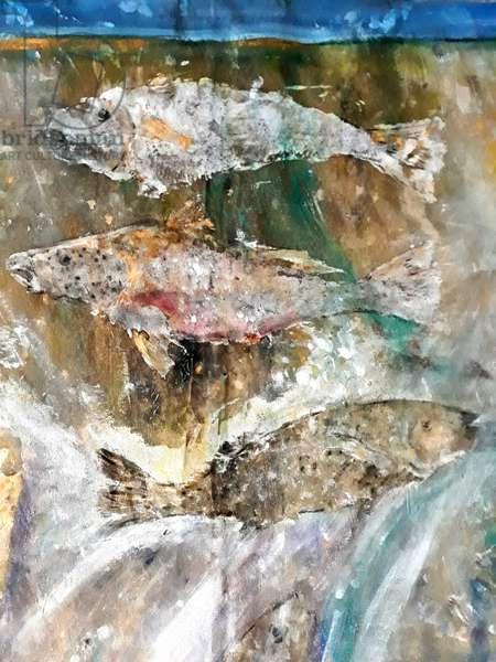 Fish Rising detail 3