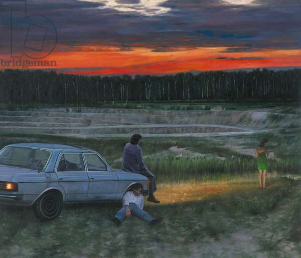 The Day of the Great Hope, 2007 (oil on canvas)