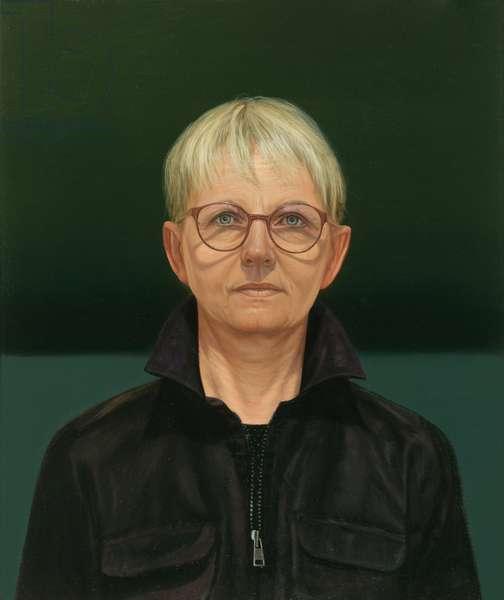 Gisela (Czech) 2018 (oil on canvas)